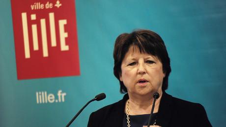 Martine Aubry et Daniel Cohn-Bendit attaquent François Hollande et Manuel Valls sur leur politique