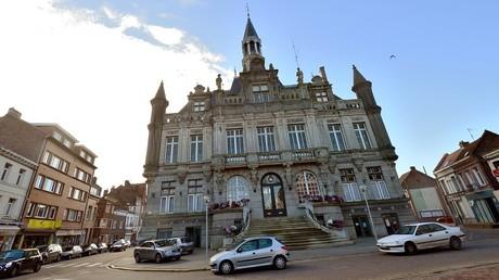 La Mairie d'Hénin-Beaumont