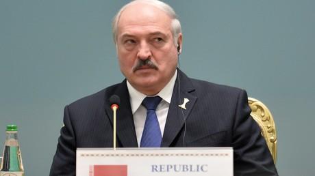 Le président bélarusse Alexandre Loukachenko