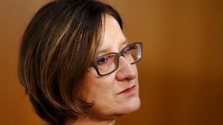 La ministre autrichienne de l'Intérieur Mikl-Leitner