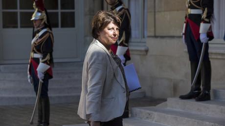 Martine Aubry renonce à l'élection présidentielle de 2017