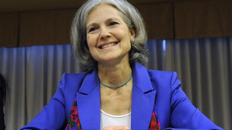 Dr. Jill Stein, la candidate des Verts américains