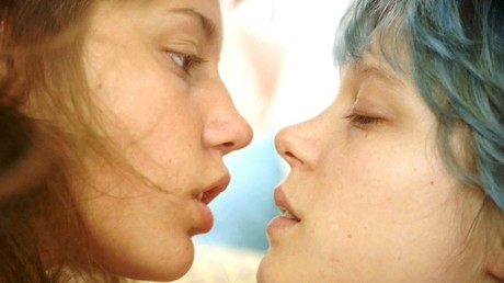 Capture d'écran du film La vie d'Adèle
