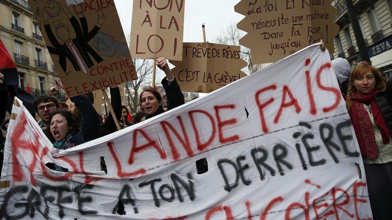 Loi Travail Hollande Exclut Un Retrait Du Texte Mais Admet Qu Il