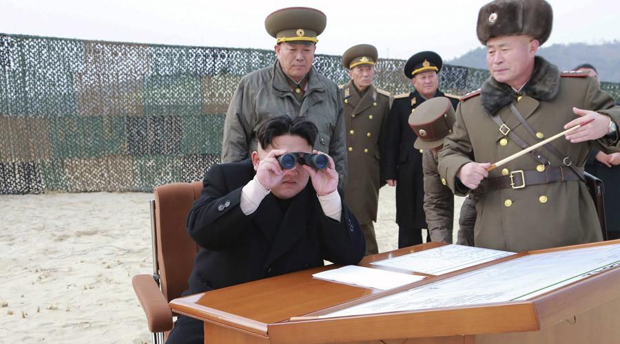 La Corée du Nord, fière de sa nouvelle ogive nucléaire pouvant être logée dans un missile balistique