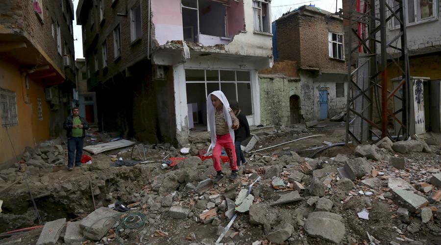 Cinq vidéos chocs de l'opération turque contre les Kurdes