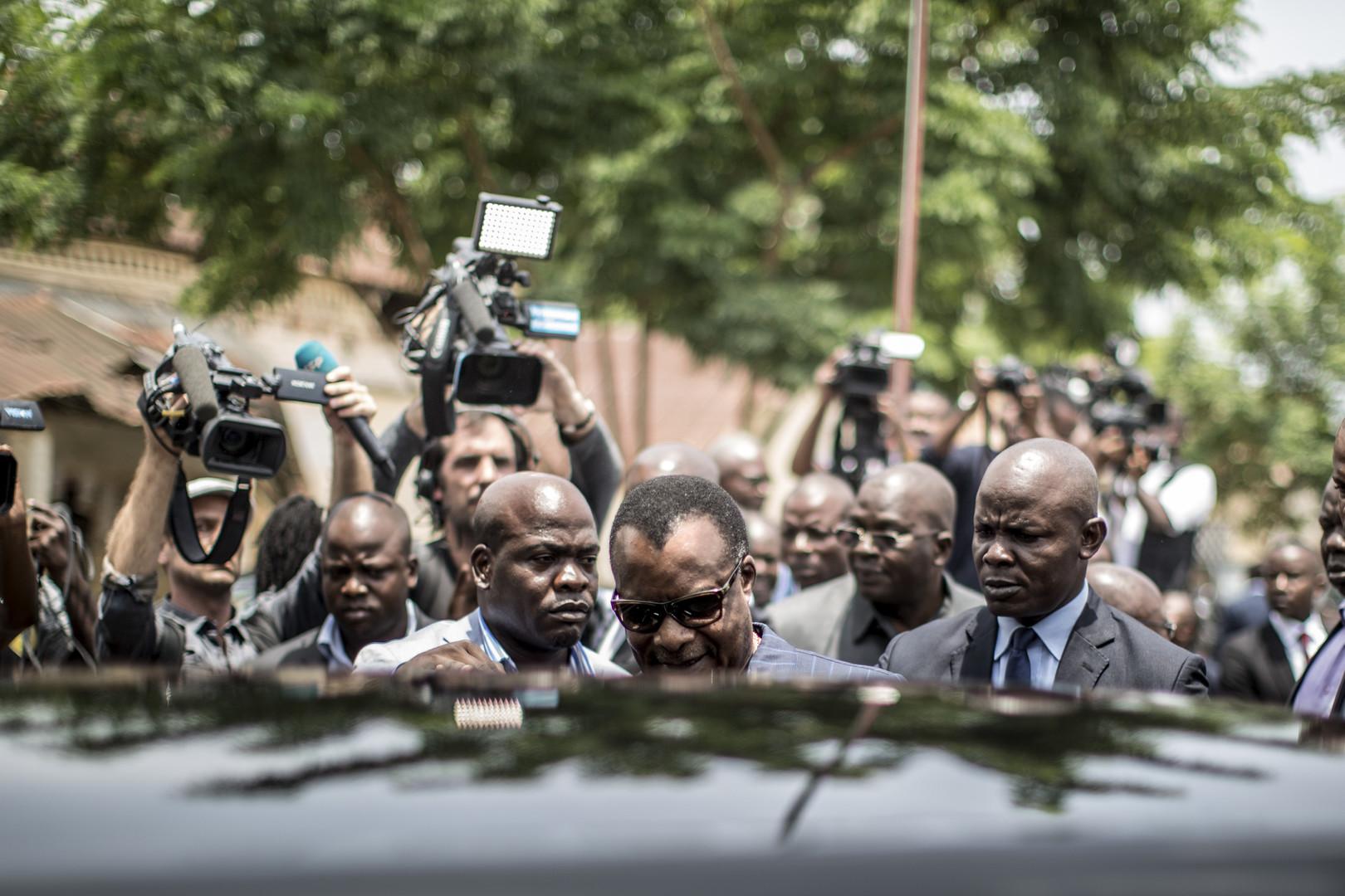 Denis Sassou Nguesso est allé voté à Brazzaville ce dimanche 20 mars