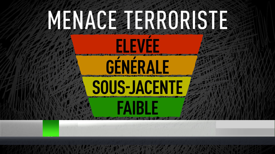 La Belgique à la recherche du troisième terroriste