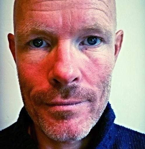 Ivar Mol, professeur néerlandais de yoga