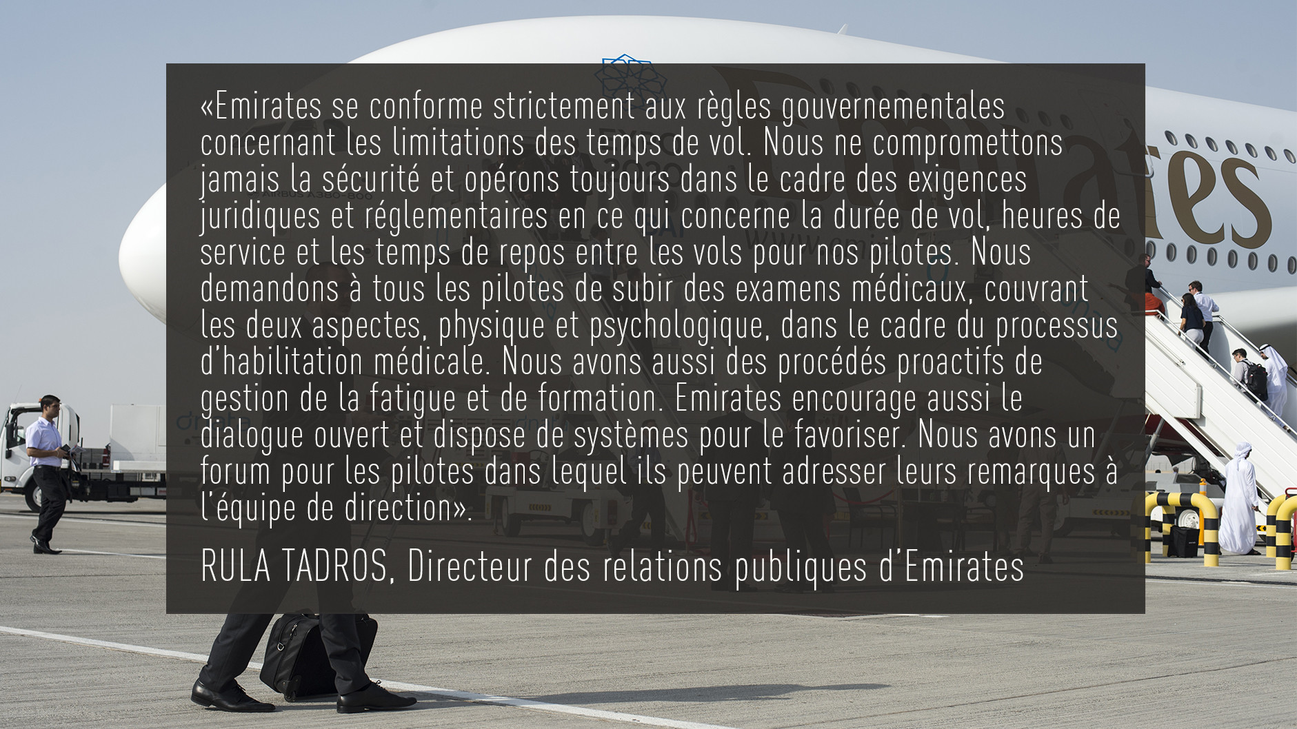 Le surmenage des pilotes de FlyDubaï n'est pas isolé, ceux d'Emirates le sont aussi (EXCLUSIF)