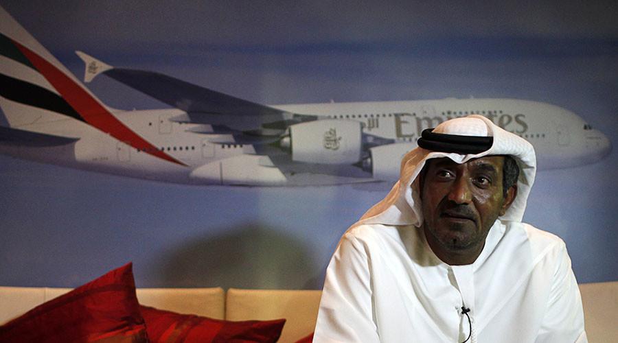 Le sheikh Ahmed Bin Saeed Al Maktoum.
