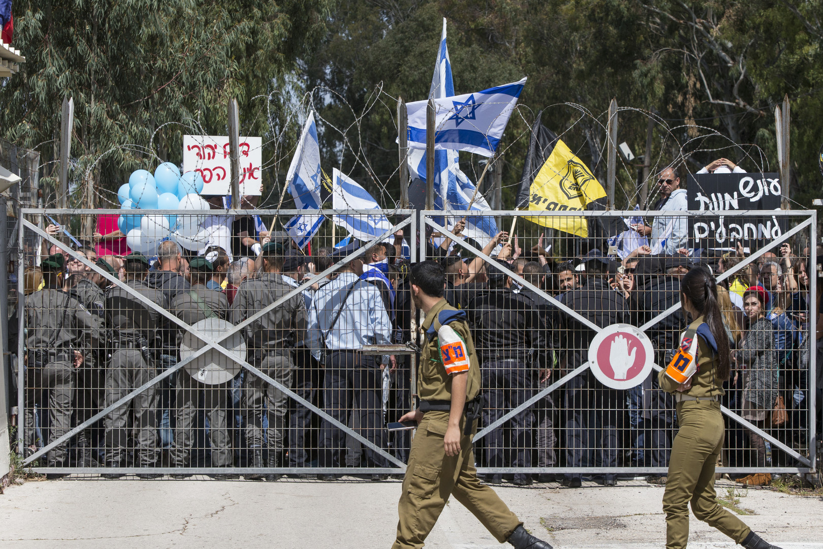 Palestinien tué à Hébron : malgré les accusations, les soutiens au soldat israélien se multiplient