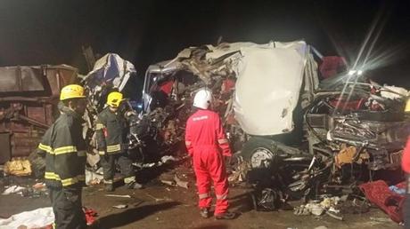 Oman : 18 morts, dont des étrangers, dans un accident de la route