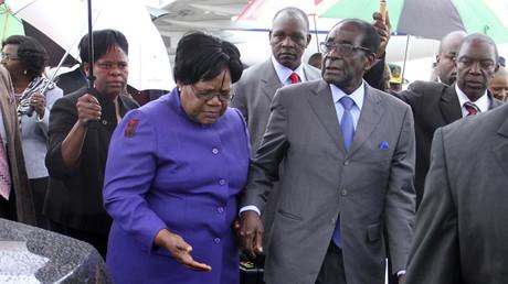 Zimbabwe : l'ex-vice-présidente Joice Mujuru lance son parti d'opposition