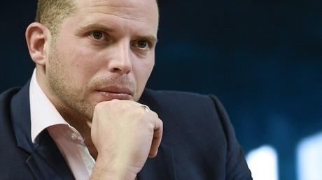 Le secrétaire d'Etat belge à l'Asile et aux Migrations Theo Francken