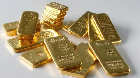 Le Canada vend toutes ses réserves d'or