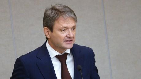 Le ministre russe de l'Agriculture Alexandre Tkatchev