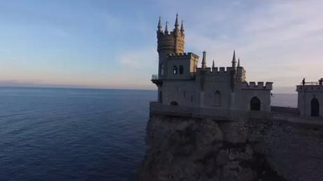 Les beautés de Crimée filmées par un drone