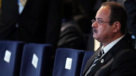 Le ministre égyptien de l'Intérieur