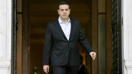 Tsipras fustige les «manoeuvres dilatoires» du FMI qui l'empêchent de mener les réformes nécessaires
