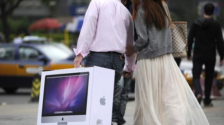 300 euros contre des fichiers: pour la première fois, Apple est visé par un logiciel de racket
