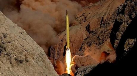 Tirs d'essai de missiles balistiques