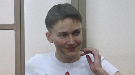 Canular : une lettre de «Porochenko» et la pilote ukrainienne interrompt sa grève de la faim
