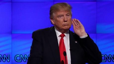 Lors d'un débat sur CNN, Trump assure : «Personne sur ce plateau n'est plus pro-Israël que moi»