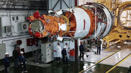 Baïkonour : des problèmes de moteur font échouer le lancement d'une fusée Soyouz