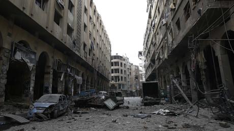 Le conflit syrien a presque totalement ravagé le pays.