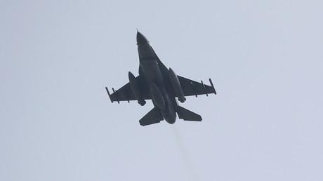 Un UF-16 turc