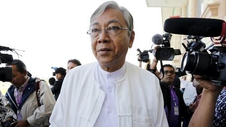 Birmanie : Htin Kyaw, proche d'Aung San Suu Kyi élu à la présidence