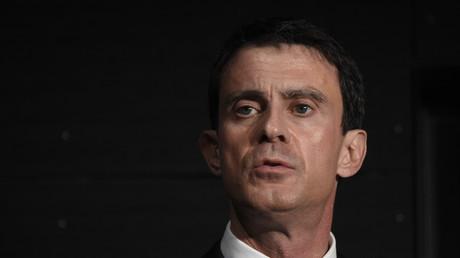 500 euros d'amende pour le jeune homme qui avait fait une «quenelle» à Manuel Valls