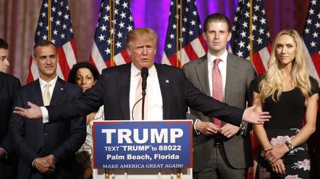 Donald Trump a tenu à prévenir ses collègues républicains. Lui mettre des bâtons dans les roues conduirait à des émeutes.