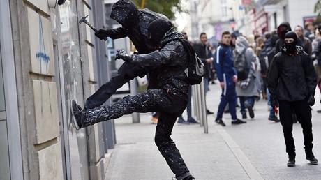 Les casseurs ont sévi partout en France en marge des manifestations