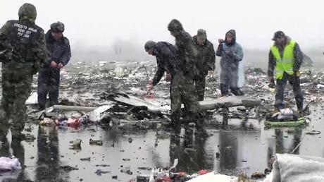 Ce qu'il faut savoir sur le crash du Boeing de FlyDubai dans le sud de la Russie