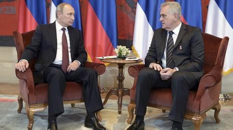 Belgrade affirme qu'elle ne se joindra jamais aux sanctions contre Moscou