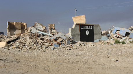 Drapeau de Daesh