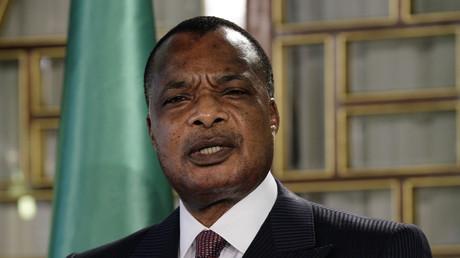 Congo : le président Sassou Nguesso réélu au premier tour avec 60% des voix