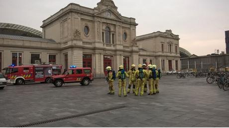 Alerte à la bombe à Louvain : fausse alerte, le colis suspect n'était pas dangereux
