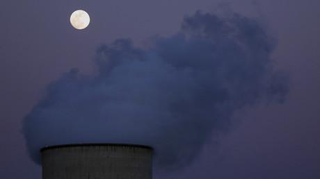 Centrale nucléaire de Golfech dans le Sud de la France