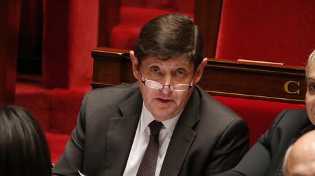 Le ministre de la Ville Patrick Kanner
