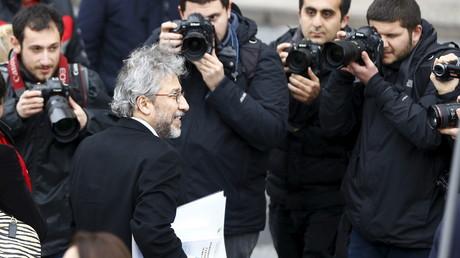 Le rédacteur en chef du quotidien Cumhuriyet Can Dündar