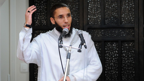 L'imam de Brest Rachid Abou Houdeyfa