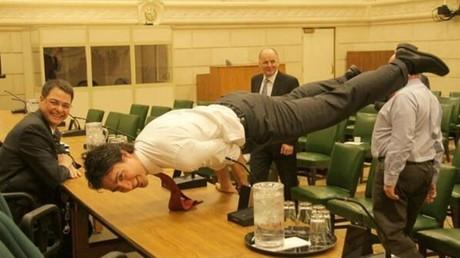 Capture d'écran Twitter de Justin Trudeau, le Premier ministre canadien