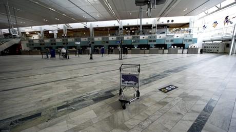 L'aéroport de Landvetter