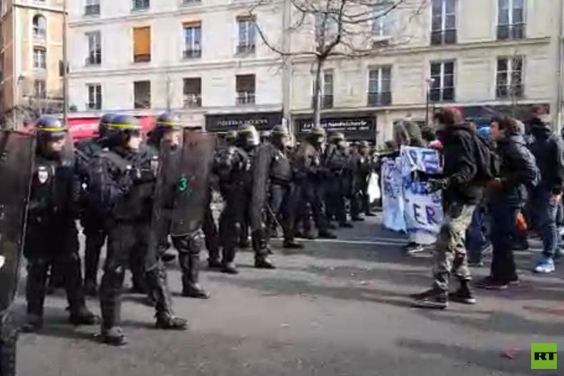 Loi Travail : retour sur une nouvelle journée de manifestations à Paris (IMAGES)