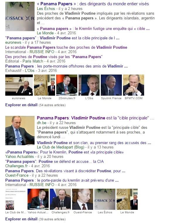 Le chef d'ICIJ : «Panama Papers ne vise pas spécialement la Russie»