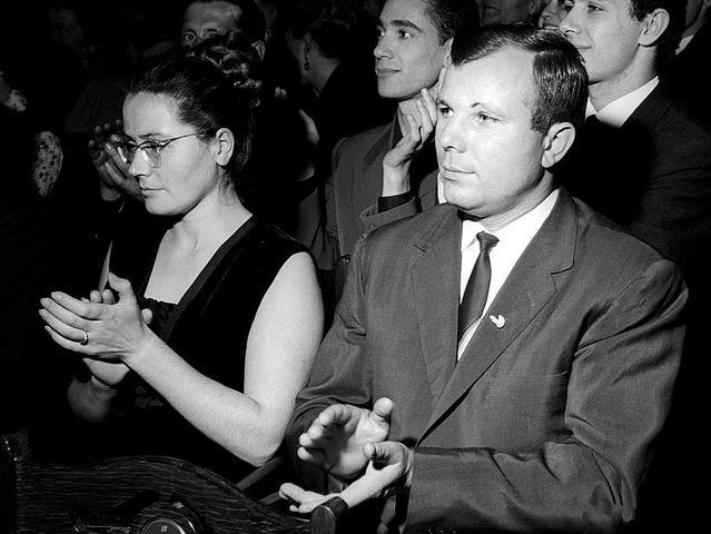 55e anniversaire du premier vol dans l'espace : dix faits étonnants sur Youri Gagarine
