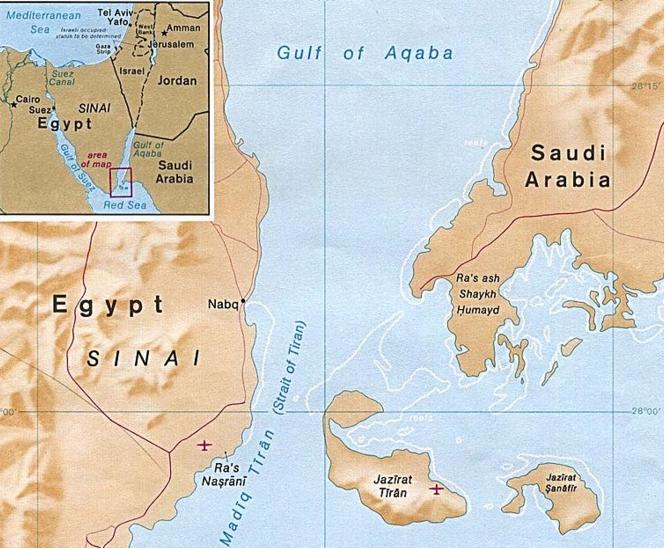 Le président égyptien sous le feu des critiques pour avoir cédé deux îles à l'Arabie saoudite